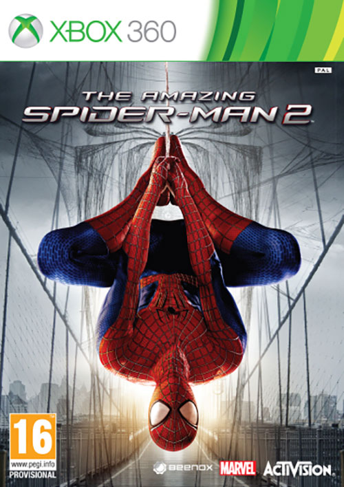 The Amazing Spider-Man 2 - Xbox 360 Játékok