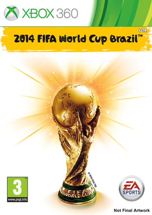 EA Sports 2014 FIFA World Cup Brazil