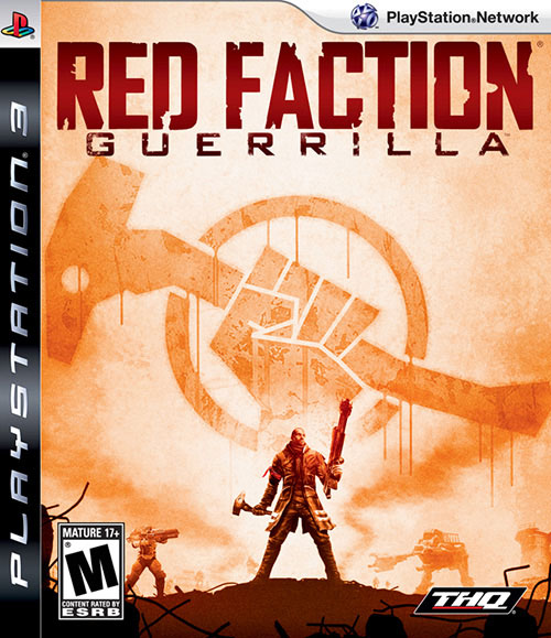 Red Faction Guerrilla - PlayStation 3 Játékok