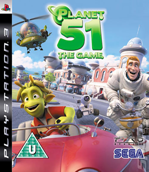 Planet 51 - The Game