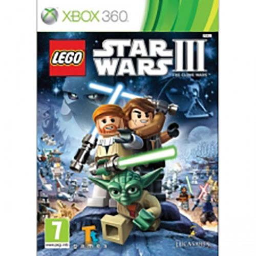 Lego - Star Wars 3 - The Clone Wars - Xbox 360 Játékok