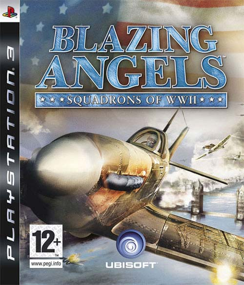 Blazing Angels - Squadrons of WWII - PlayStation 3 Játékok