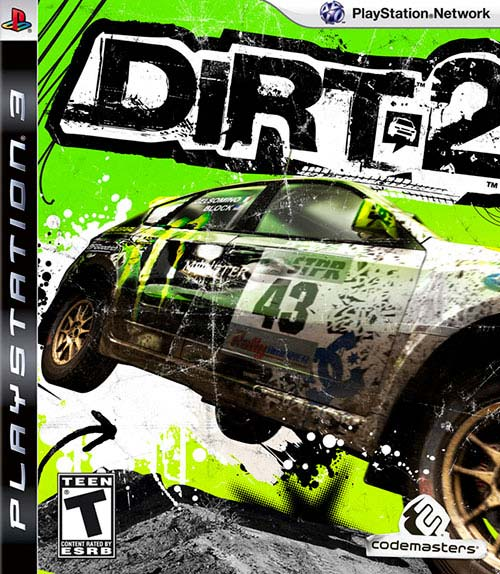 Colin McRae - DiRT 2 - PlayStation 3 Játékok
